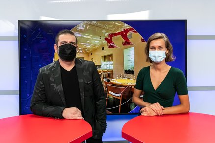 Vysíláme: Kašpárek z MasterChefa o (g)astronomických ztrátách. Zlikviduje koronavirus české restaurace?