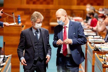 Daňový balíček rozdělil senátory. Co udělá přímluva Babiše se Schillerovou s výplatami v Česku?