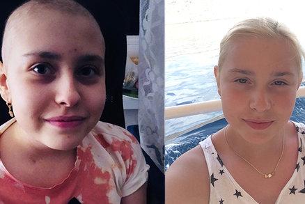 Žanetka (13) bojuje s leukémií a žije jen se sestrou: Úsměv neztratila, ale něco jí chybí