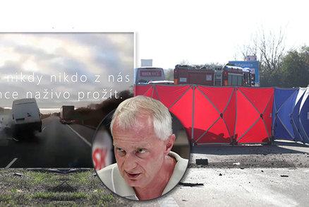 Řidička (†72) zemřela při děsivé nehodě na D8: Expert promluvil o jízdě v protisměru