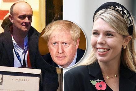"""""""Princezna bláznivka"""", schytává to premiérova snoubenka. Vyštípala hlavního poradce?"""