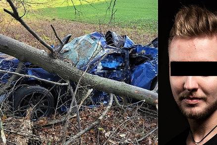 Při tragické nehodě u Přelovic zemřel známý závodník (†21): Hráčská komunita truchlí