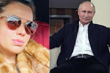 Další Putinův skandál? Měl zplodit dítě s uklízečkou, z té je teď miliardářka