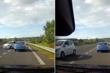 Senior jel v protisměru po rychlostní silnici: Upozornění ostatních řidičů si nevšímal