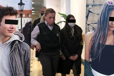 Mladičká Judita dostala 12 let za ubodání Tomáše (†16): Nesnášela ho, tvrdí právník od soudu