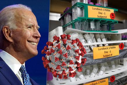 """Vakcín bude v první vlně málo, na koho se v USA dostane? """"Biden to nechá na expertech,"""" říká jeho tým"""