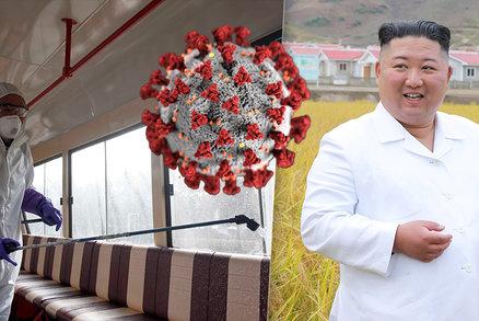 Kim řádí kvůli koronaviru. Hlavní město v karanténě a popravy úředníků