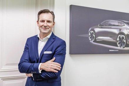 Nový šéf Škody Thomas Schäfer: První slova o nové fabii