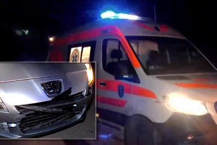 Řidič srazil srnce: Šel ho zkontrolovat, uklouzl a nabodl se na jeho paroží