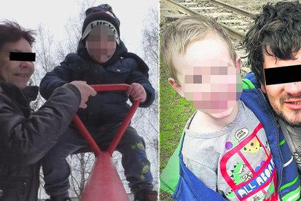 Martínka (5) prý přizabil jeho otec Marek (31): Ten tvrdí, že na dítě spadla skříň