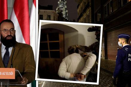 Europoslanec si vyhodil z kopýtka na nelegální party. Načapali ho na okapu i s extází