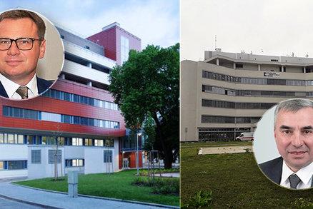 Válka nemocnic v Brně: Ministerstvo plánuje sloučení Bohunic a sv. Anny, lékaři píší petice