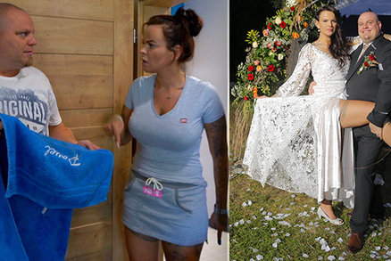Shrek Pavel a Fiona Štěpánka ze Svatby: Je vše vážně opravdové?!