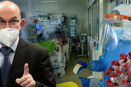 Česko má první případ britské mutace viru. Je mnohem nakažlivější, varují experti