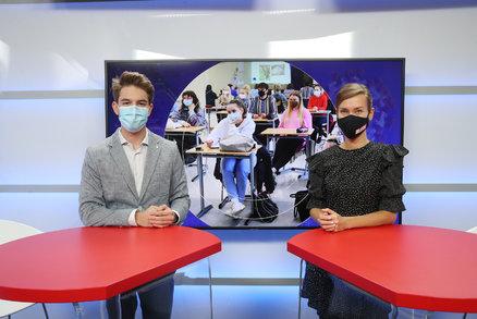Vysíláme: Návrat do školy pohledem studenta. Testy a zkoušení, nebo dohánění učiva?