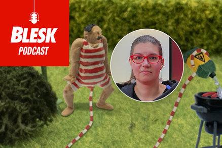 """Blesk Podcast: """"Dlouhý penis Dillermanda není pro děti vhodný vzor."""" říká o pohádce odbornice Štěpánová"""