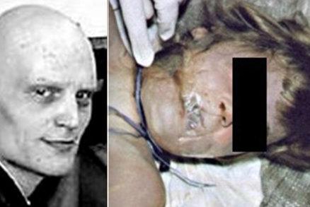 Brutální vrah Vladimír Bayer: Před 20 lety ze msty zavraždil svou neteř Moniku (†7)