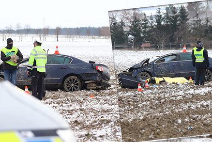Zběsilá policejní honička na Litoměřicku s tragickým koncem: Řidiče stála život