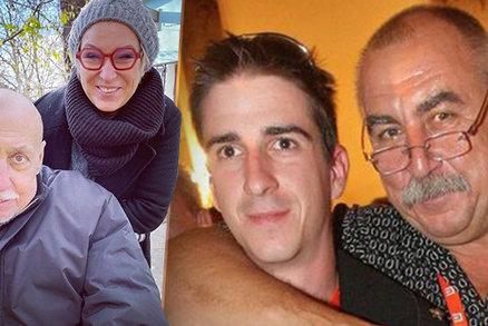 Další smutek v rodině Hryce bojujícího s leukemií: Zvláštní vzpomínka na mrtvého syna (†22)!