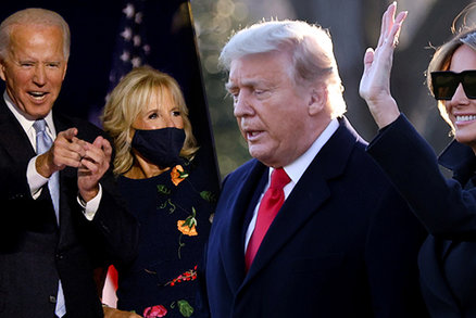 Bidenova inaugurace ONLINE: Trump utíká a Washington jako nedobytná pevnost