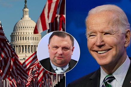 Forejt o inauguraci: Smrt prezidenta, rvačka opilců, hádky. Jaký byl scénář té Bidenovy?