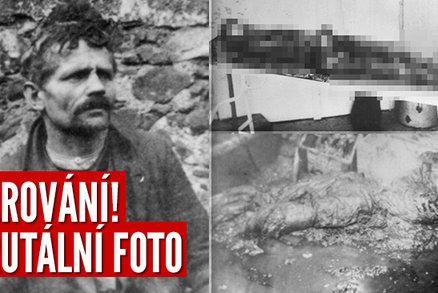 Kanibalismus v Třebíči: Banda brutálních vrahů prodávala maso zabitých židů. Potrestáni nebyli!