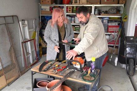 Hobby s Markétou Mayerovou: Dejte si teď do pořádku zahradní nářadí!