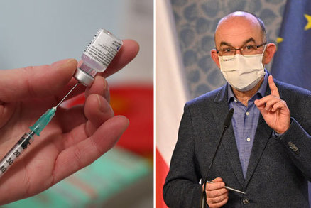 Blatný prozradil, o kolik vakcíny Česko přijde. Otevřeným restauracím přidal vzkaz