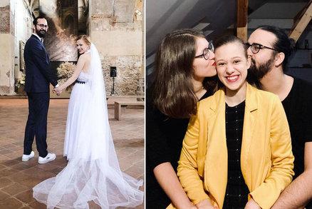 Tereza Těžká o polyamorii: Svatba byla součástí jednoho vztahu, další vztahy jsou ale stejně silné!
