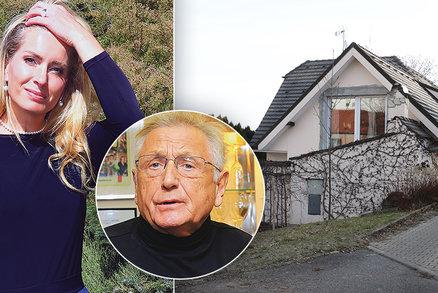Vdova po Jiřím Menzelovi (†82) Olga: Prodává jejich dům zatížený obřím dluhem!