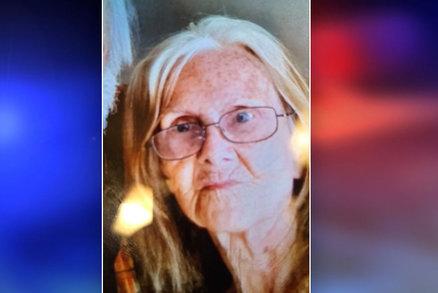 Marie (87) odešla z domu na Žižkově a nevrátila se! Má stařeckou demenci, neviděli jste ji?