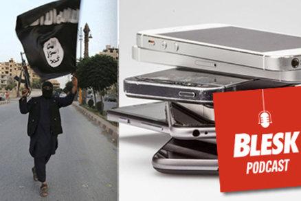Podcast: Můžou za teroristické útoky moderní technologie? Giganti je omezují, říká odborník