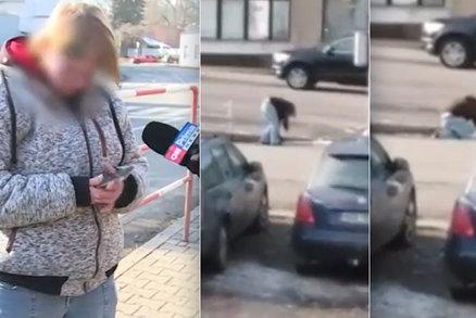 Opilá matka padala na zem, když si šla pro syna do školy. Dítě jí nedali, nadýchala 2,3 promile