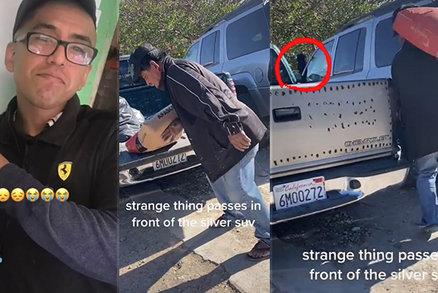 Muž zveřejnil znepokojivé video na Tik Toku: Podařilo se mu zachytit svého mrtvého bratra?