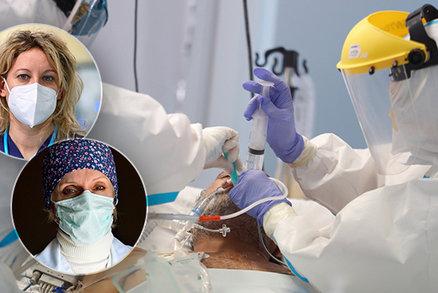 Lékařky rok po jarní covidové apokalypse: Mrtvých rychle přibývalo. Nemůžeme se vzdát