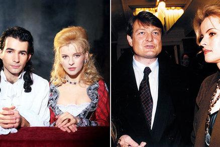 Tajemství vztahu Štaidla (†75) s Bartošovou (†48): Iveta nasadila parohy s »upírem«!