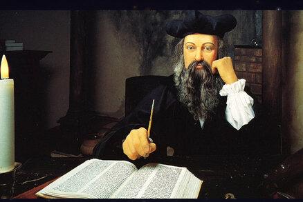 Nemrtví ovládnou planetu? Co všechno předpověděl pro rok 2021 nejslavnější věštec Nostradamus?