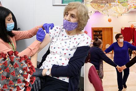 Očkování u nich postupuje rychle. Britové i Izraelci vyhlíží návrat do normálu