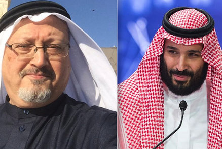 Tajné služby: Korunní princ Salmán schválil vraždu rozřezaného novináře