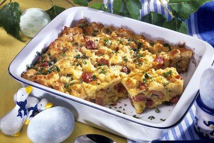 Velikonoční hlavička: Nejlepší recept na tradiční nádivku s uzeným masem