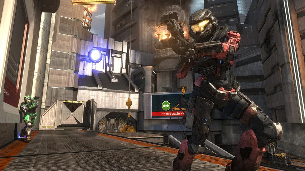Multiplayer využívá grafický engine hry Halo: Reach