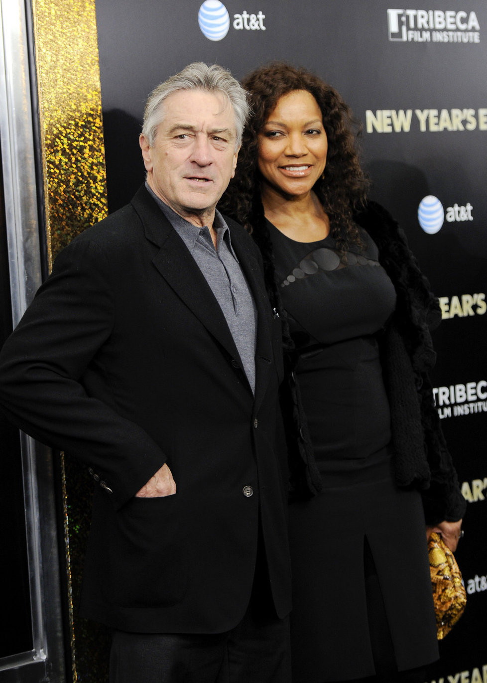 Robert De Niro se stal v 68 letech tátou.