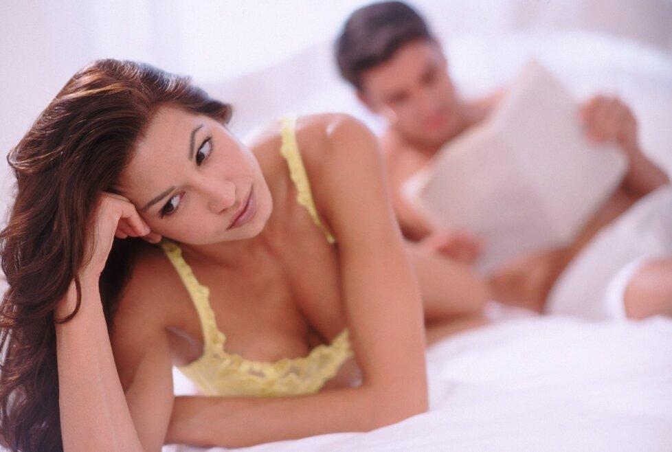 Stává se, že muž nemá náladu na sex