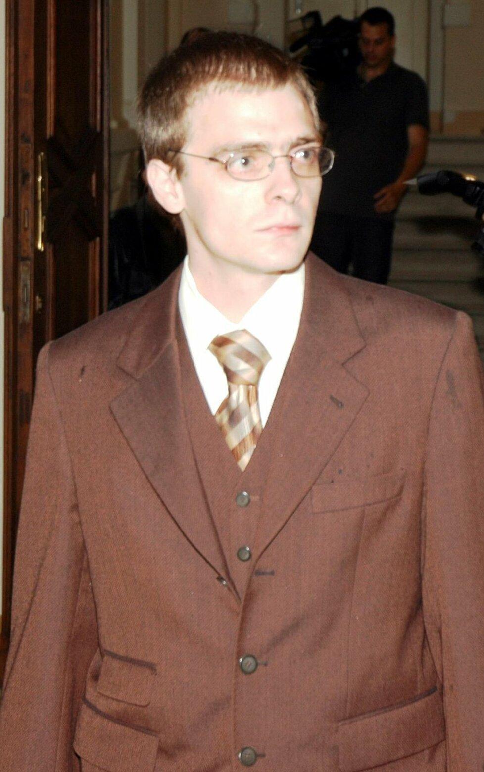 Ve vězení skončil za týrání chlapců i mladší bratr Škrlové Jan (30). Dostal šest let.