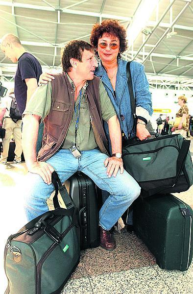 Hned po seznámení jeli do Španělska