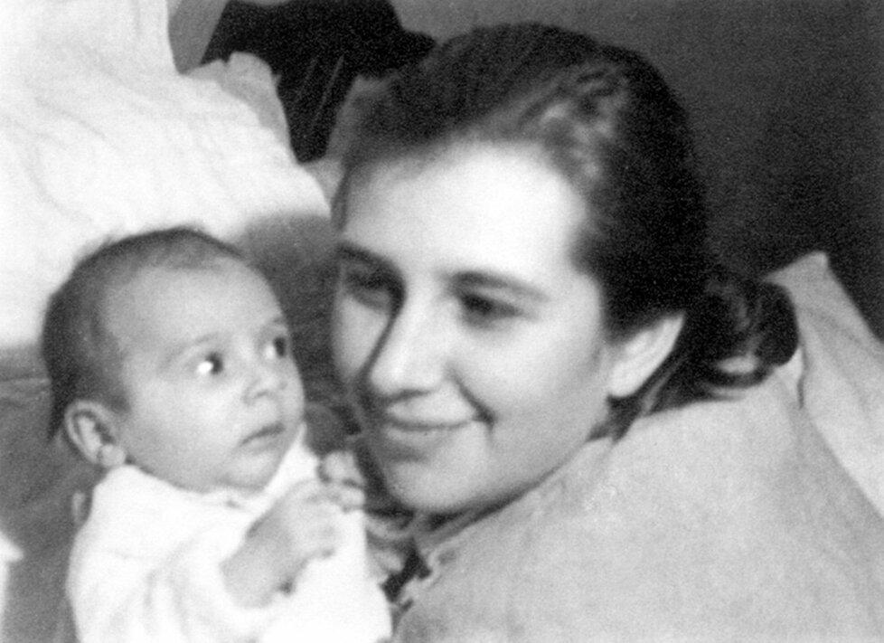 S dcerkou Janičkou