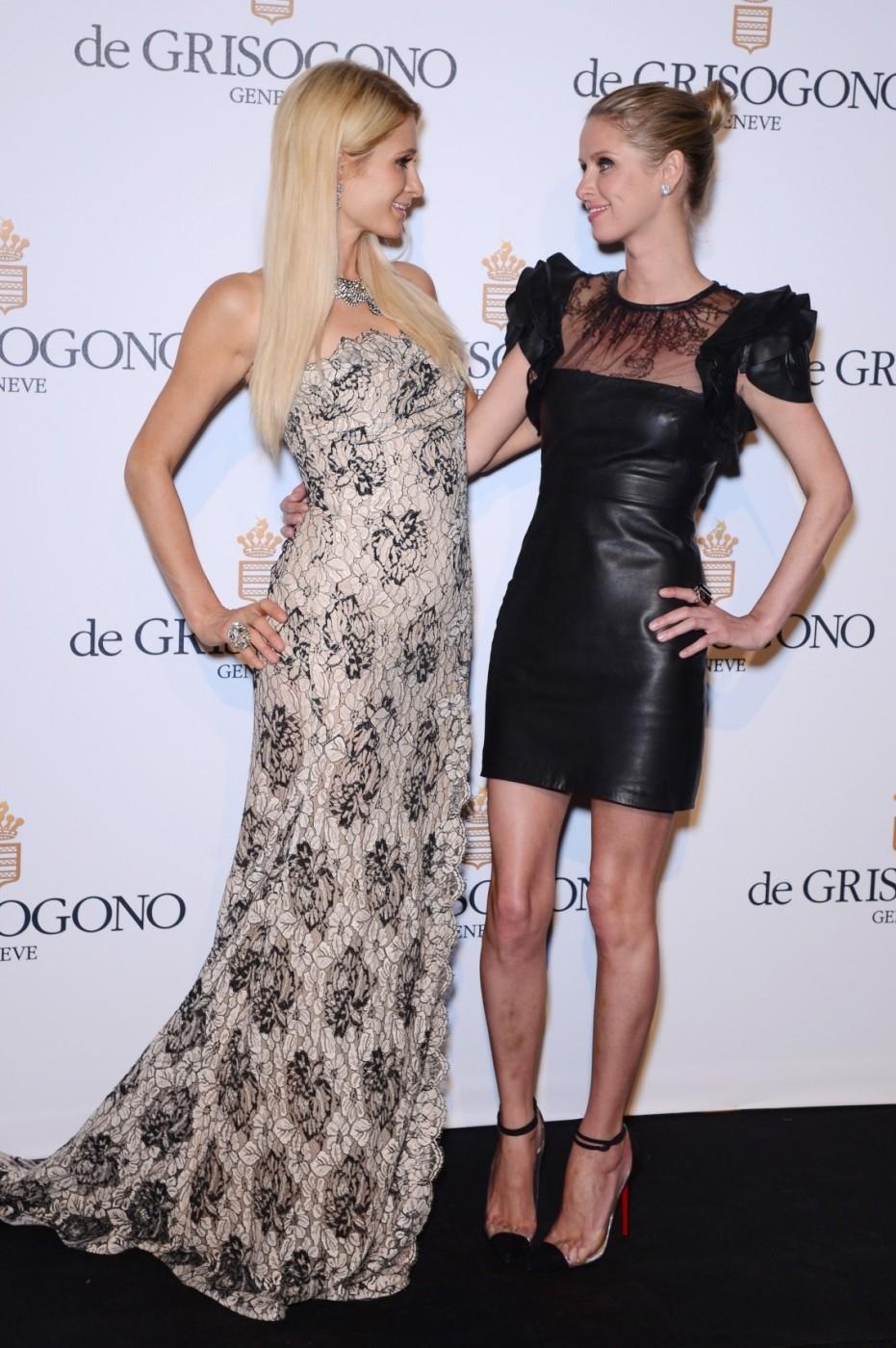 Paris a Nicky  Hilton