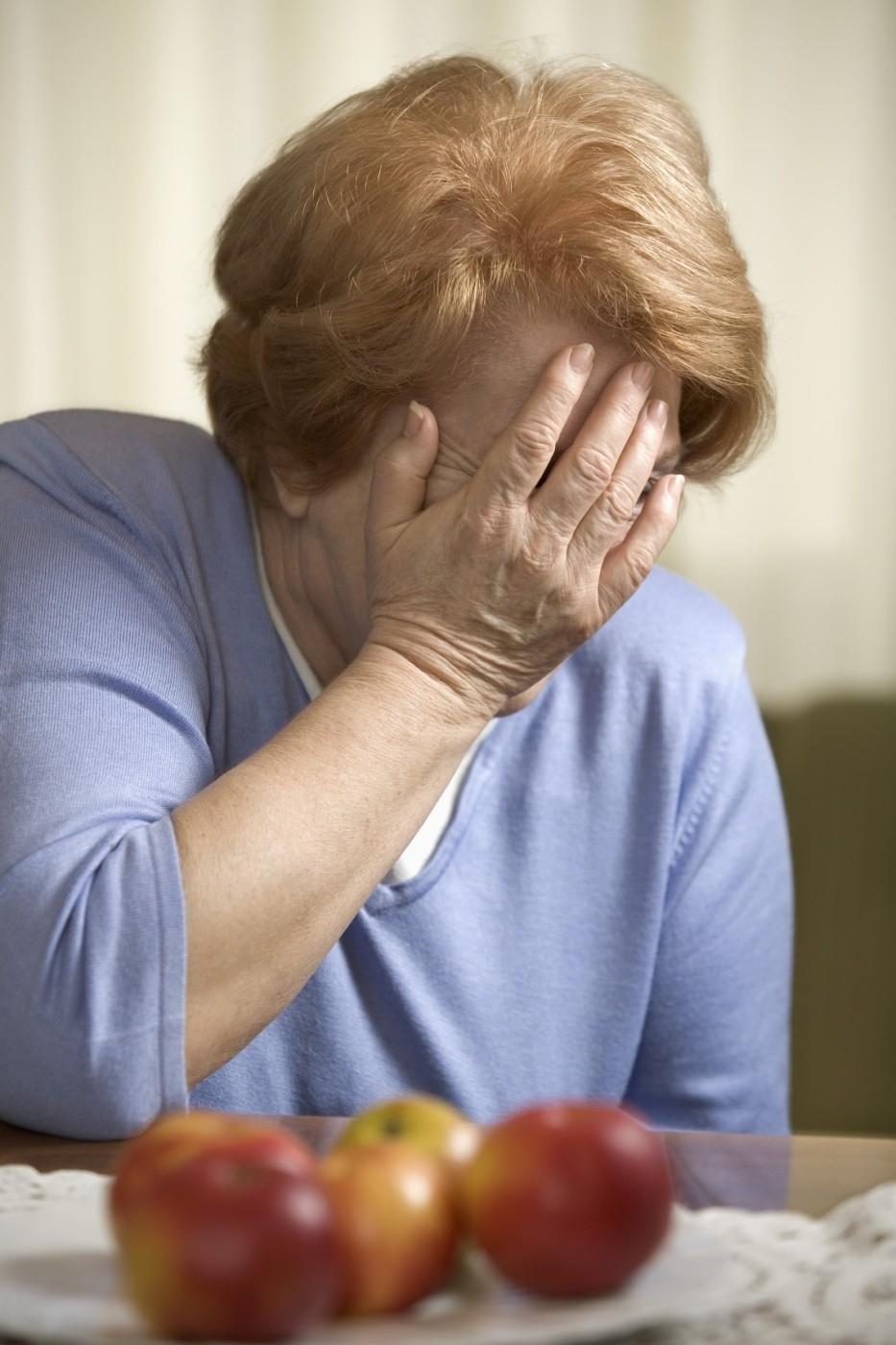 Nespokojení senioři jsou náchylnější k předčasnému úmrtí.