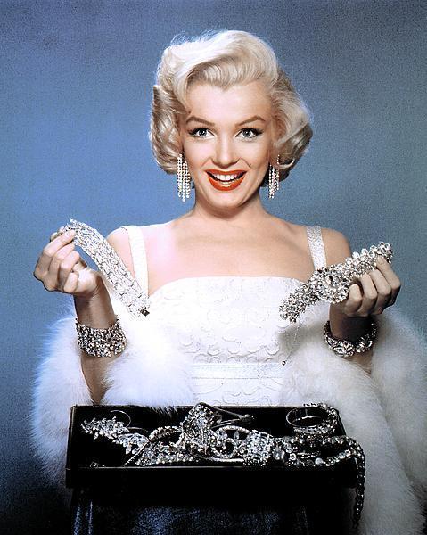 Marilyn Monroe je bezpochyby neslavnější blondýna.