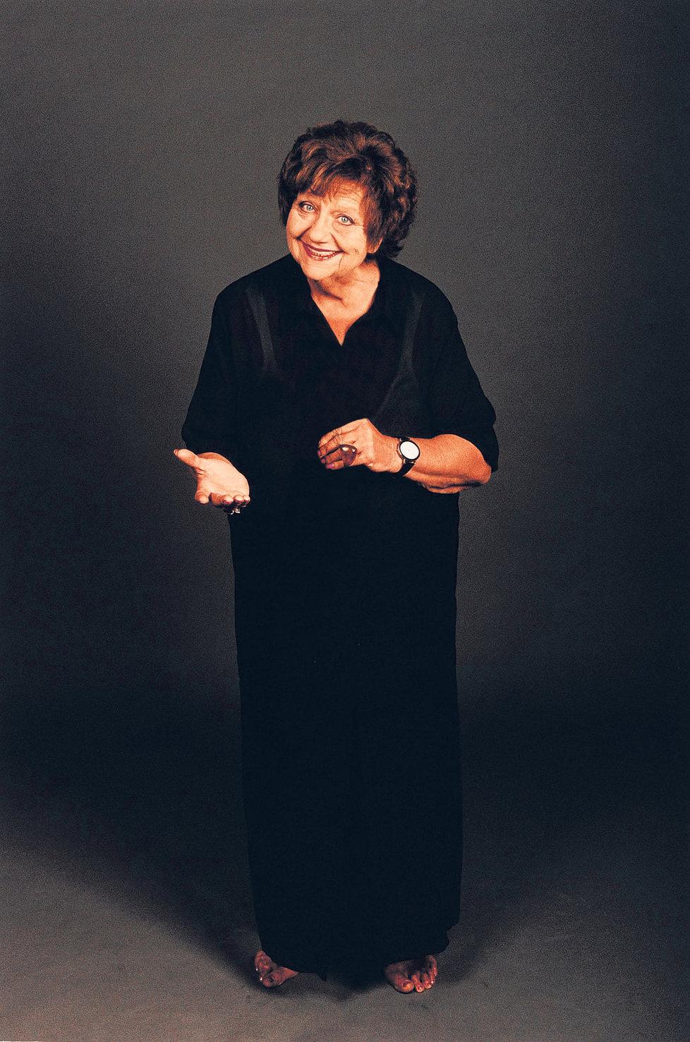 Helena Růžičková zemřela ve věku 67 let.